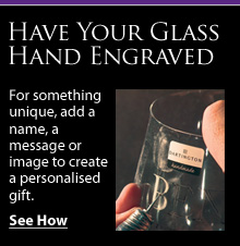 Hand Engrave Your Glass