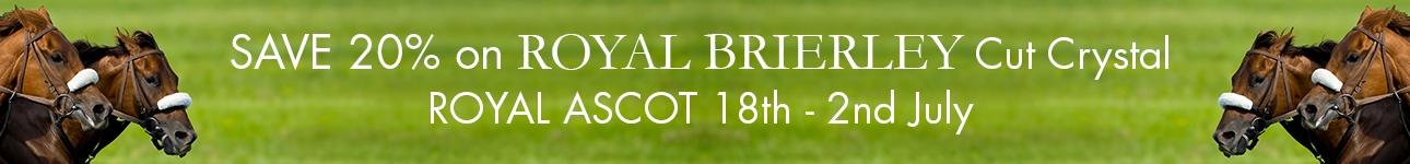 Royal Brierley 20% off