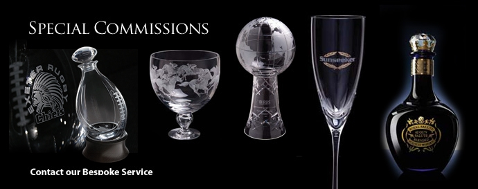 Bespoke Glass Projects