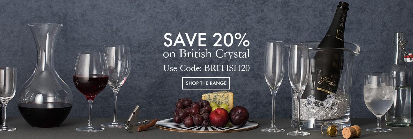 Shop Dartington Crystal