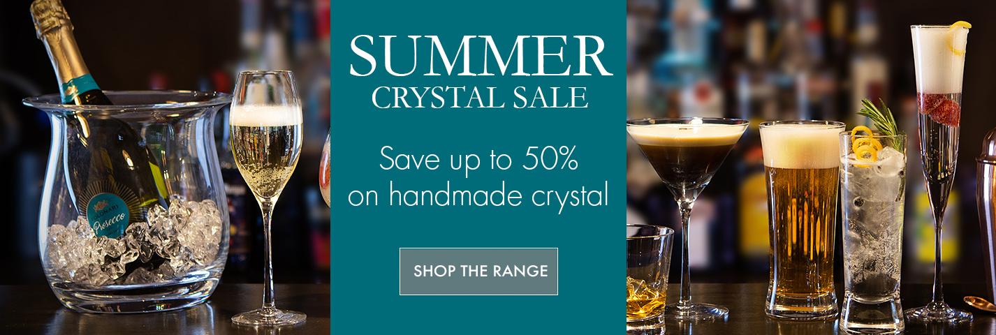 Shop Summer Crystal Sale