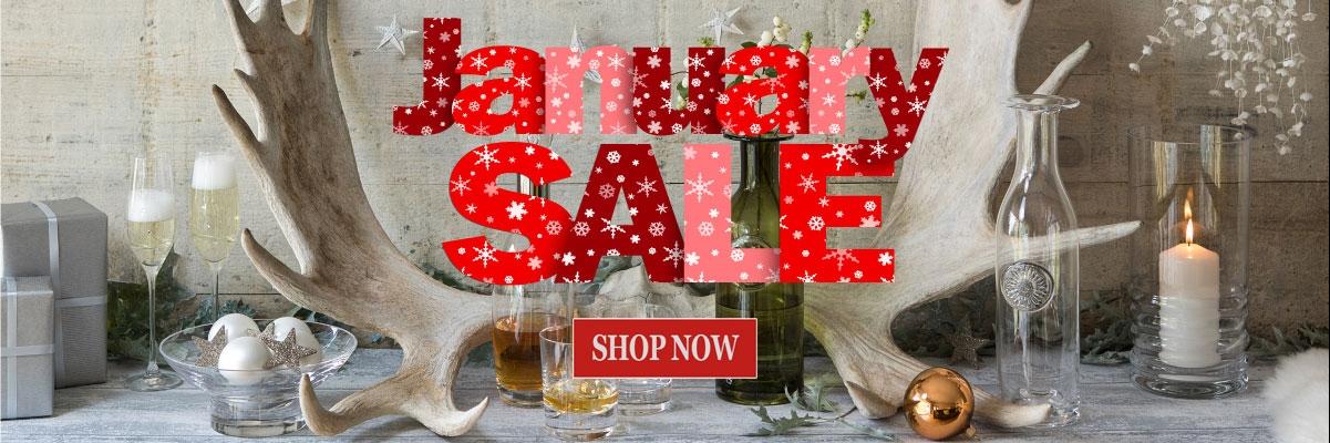 January Sale at Dartington